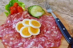 Salami, Meat, Food, Gourmet, Meal, Dinner, Fat, TastySalami Meat Food Gourmet Meal Dinner Fat Tasty